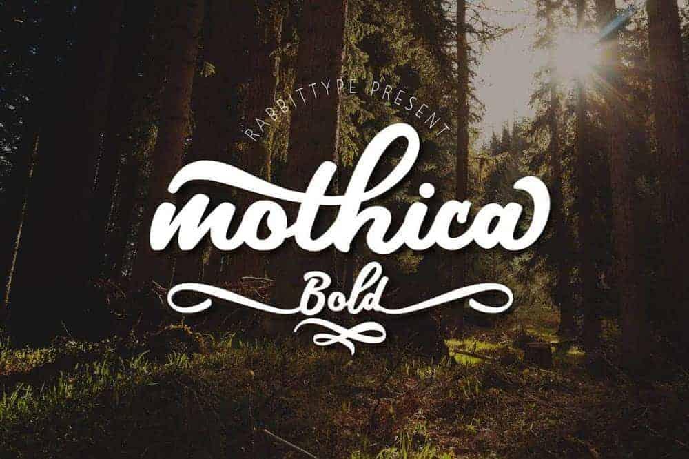 Font Mothica
