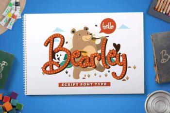 Font bearly
