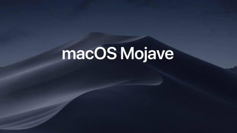 máy MAC nào sẽ chạy được macOS Mojave