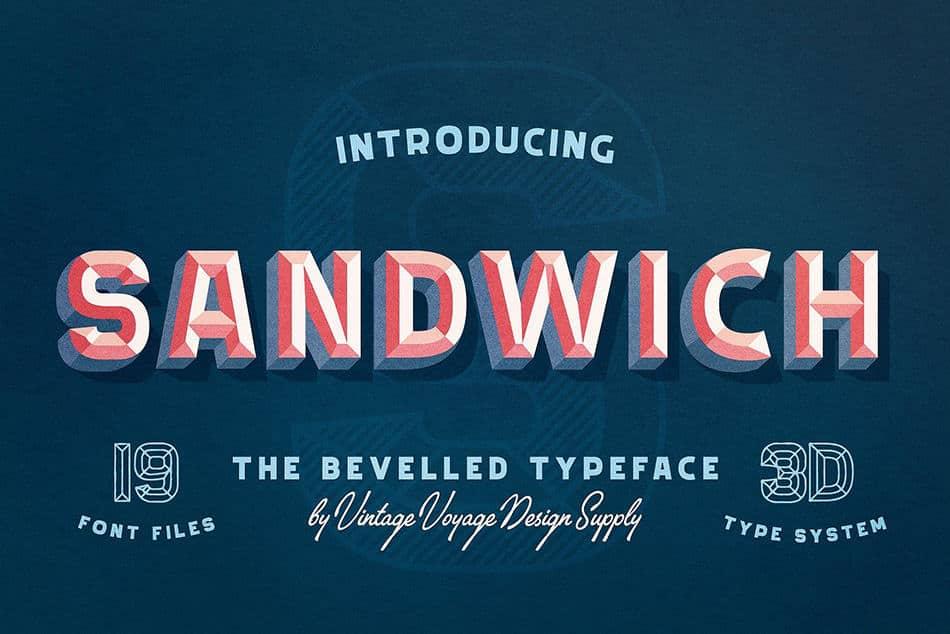 Tải về miễn phí gói Typographic + 60 Logos giá 2900$ 10