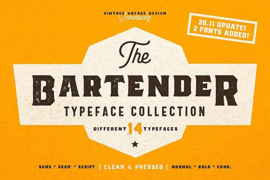 Tải về miễn phí gói Typographic + 60 Logos giá 2900$ 3