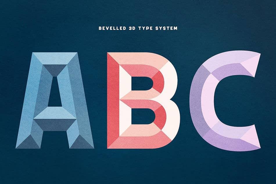 Tải về miễn phí gói Typographic + 60 Logos giá 2900$ 6