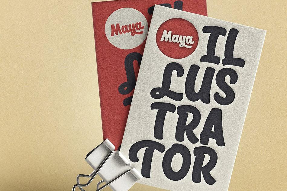 Tải về miễn phí gói Typographic + 60 Logos giá 2900$ 8