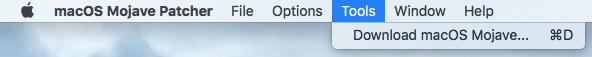 cài macos mojave lên mac không được hỗ trợ 1