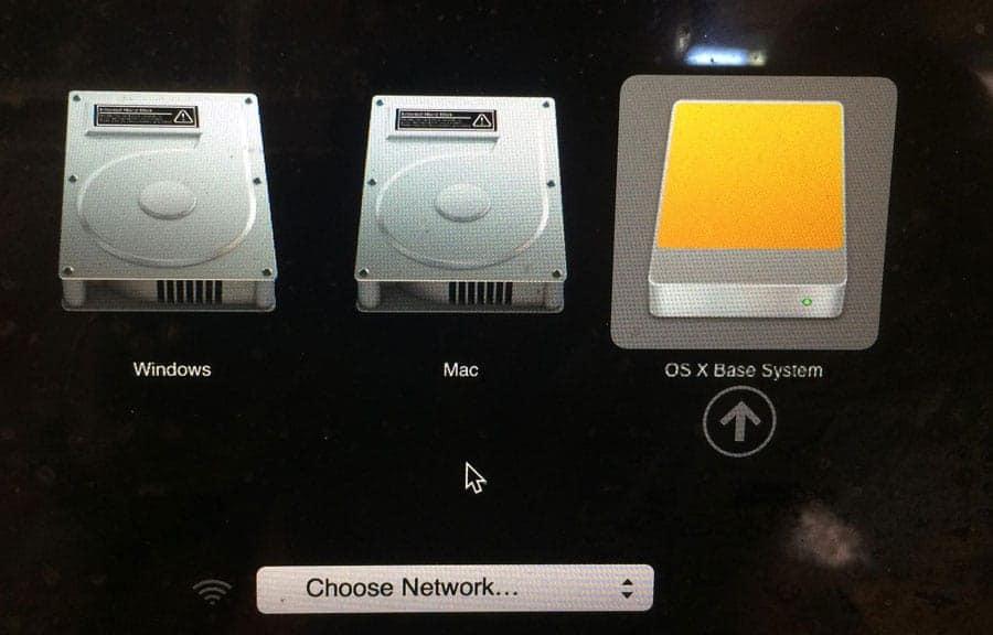 cài macOS mojave lên máy Mac không được hỗ trợ hình 10