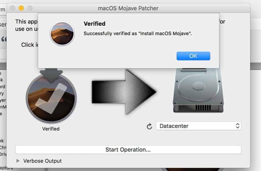 cài macOS mojave lên máy Mac không được hỗ trợ hình 4