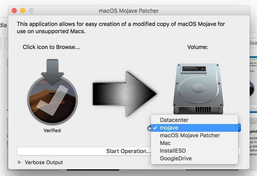 cài macOS mojave lên máy Mac không được hỗ trợ hình 5