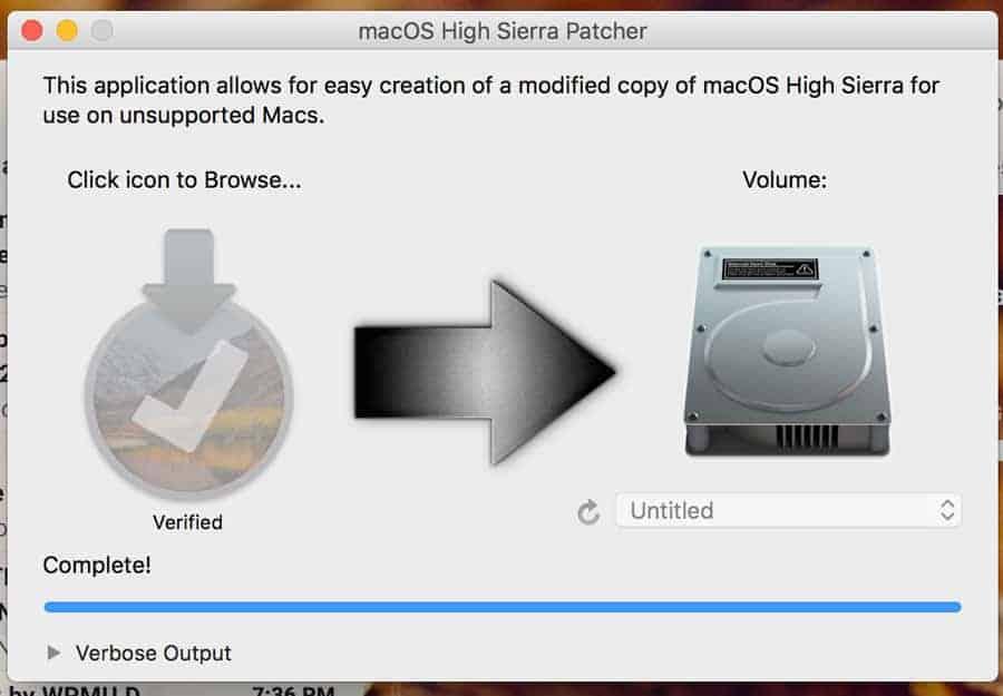 cài macOS mojave lên máy Mac không được hỗ trợ hình 9