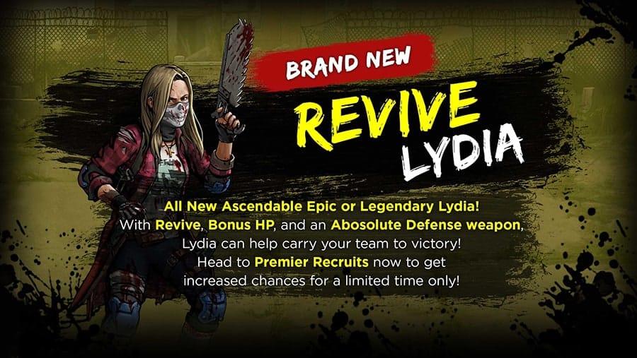Nhân vật mới: Lydia 1