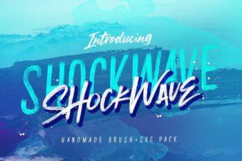 Shockwave SVG Collection