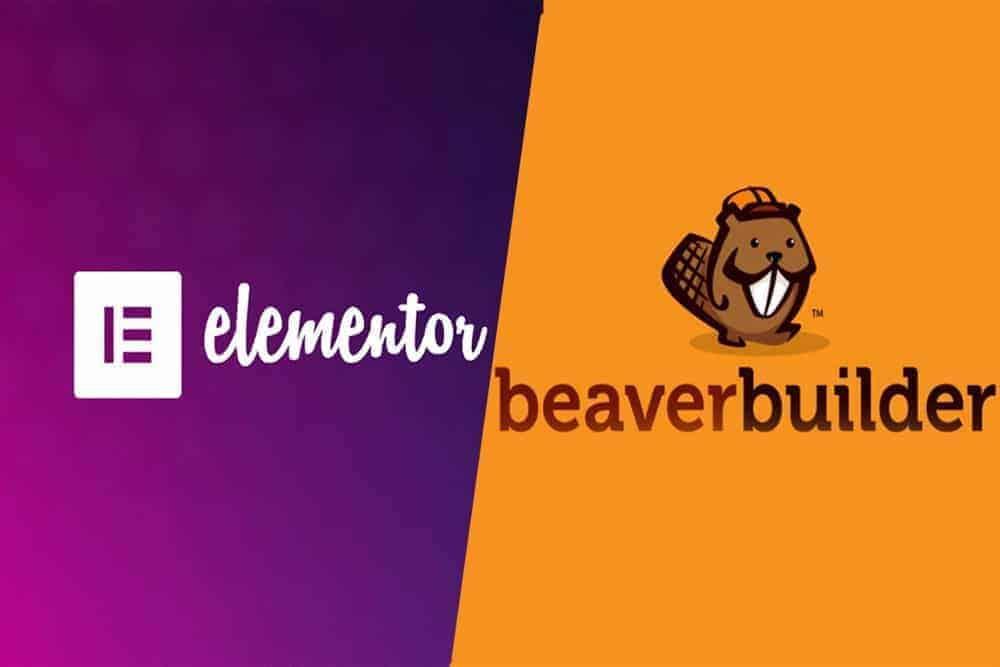 So sánh Elementor và Beaver Builder