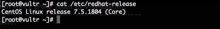 Cách nâng cấp CentOS 7 lên phiên bản mới nhất. 1