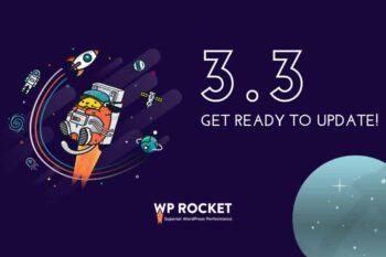 WP Rocket 3.3