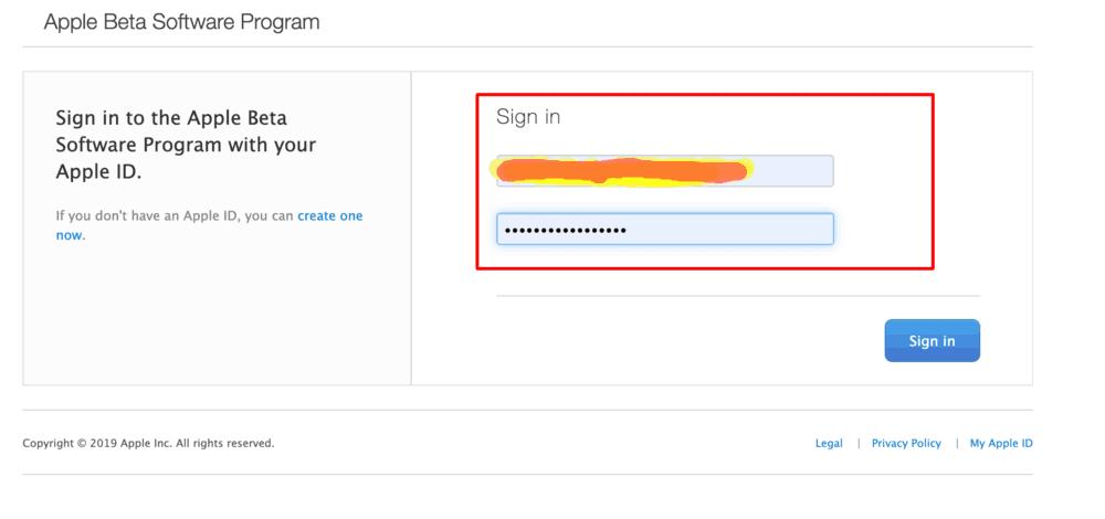 Cách cài đặt macOS 10.15 Catalina Public Beta 1