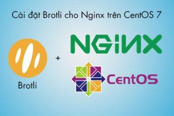 Cài đặt Brotli cho Nginx trên CentOS 7