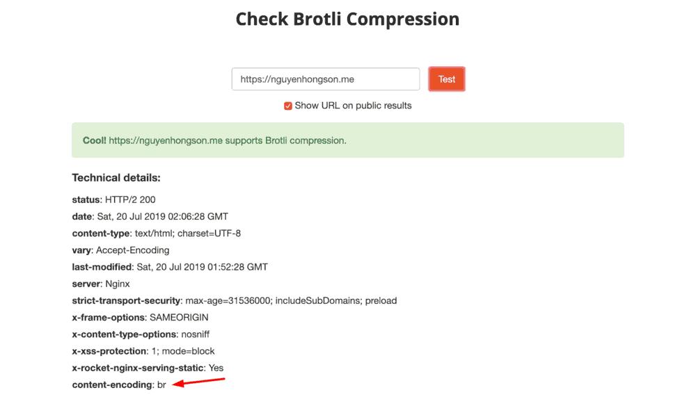 Cài đặt Brotli cho Nginx trên CentOS 7 [VPSSIM] 4