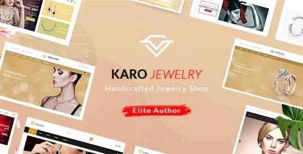 karo woocommerce theme