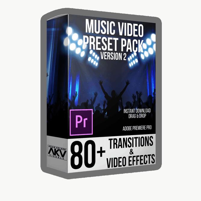 Transition Preset Pack Bundle cho Premiere Pro 1
