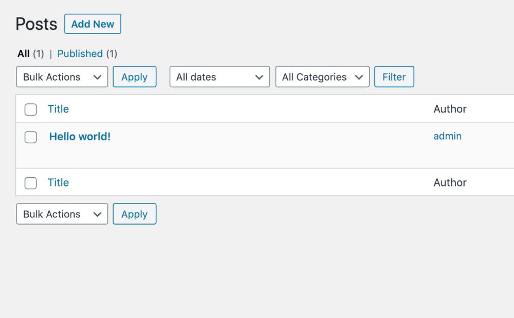 Wordpress 5.3 chính thức phát hành 2