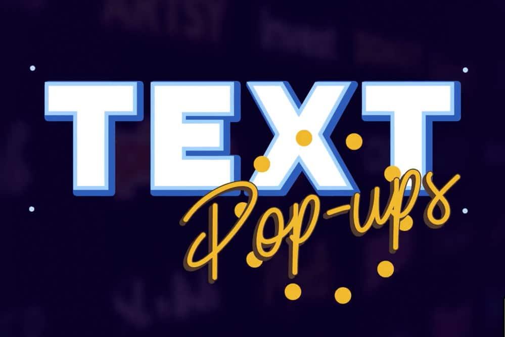 300 text pop-up cho premier pro